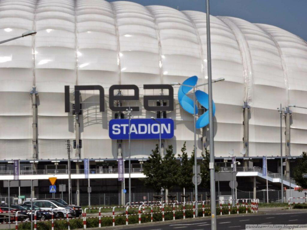 Fasada stadionu