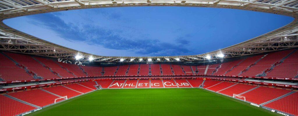 trybuny stadionu San Mames