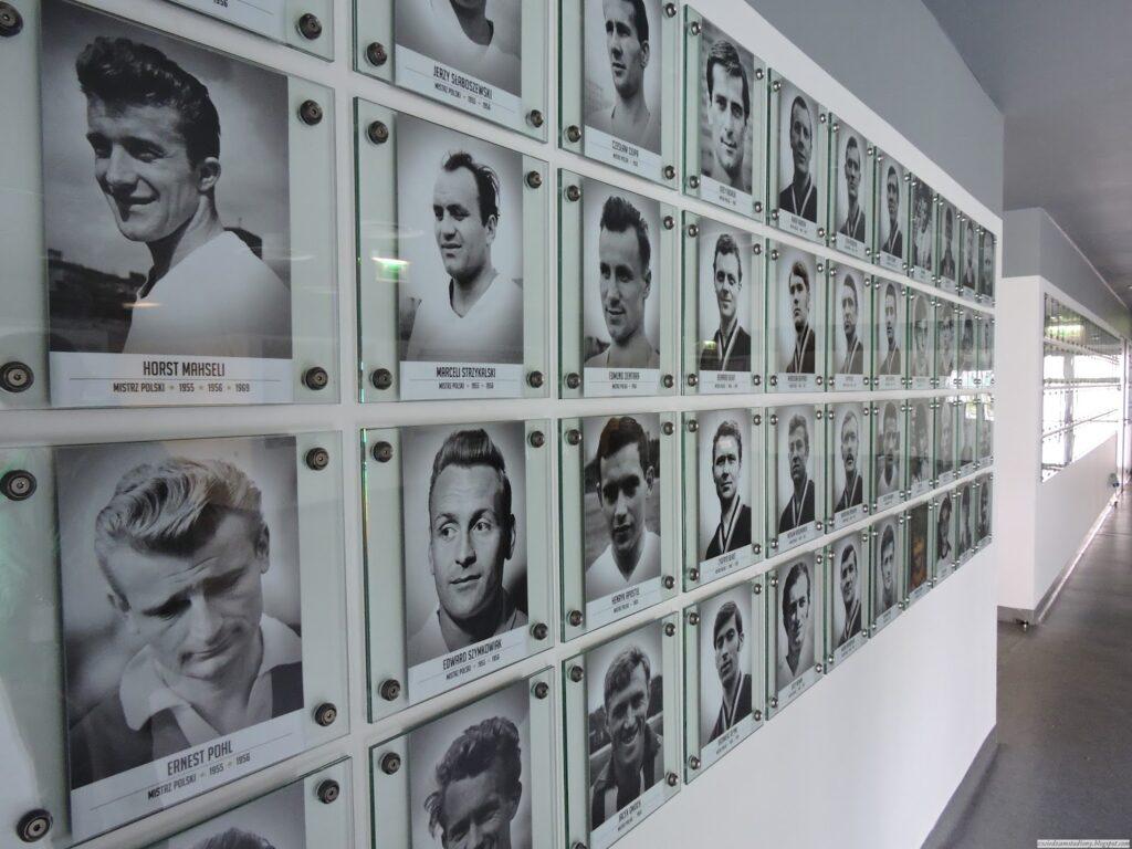 galeria sław Legii Warszawa