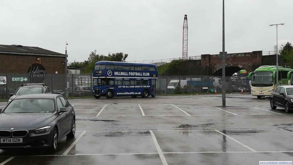 autobus kibiców Millwall