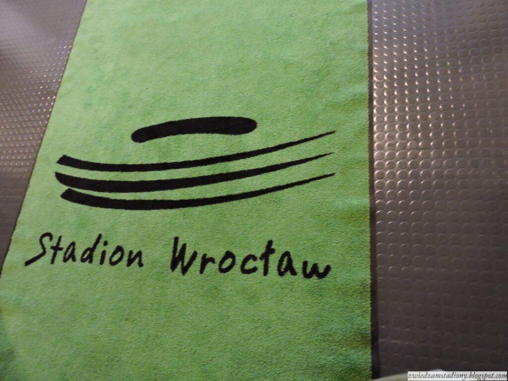 logo stadionu Wrocław