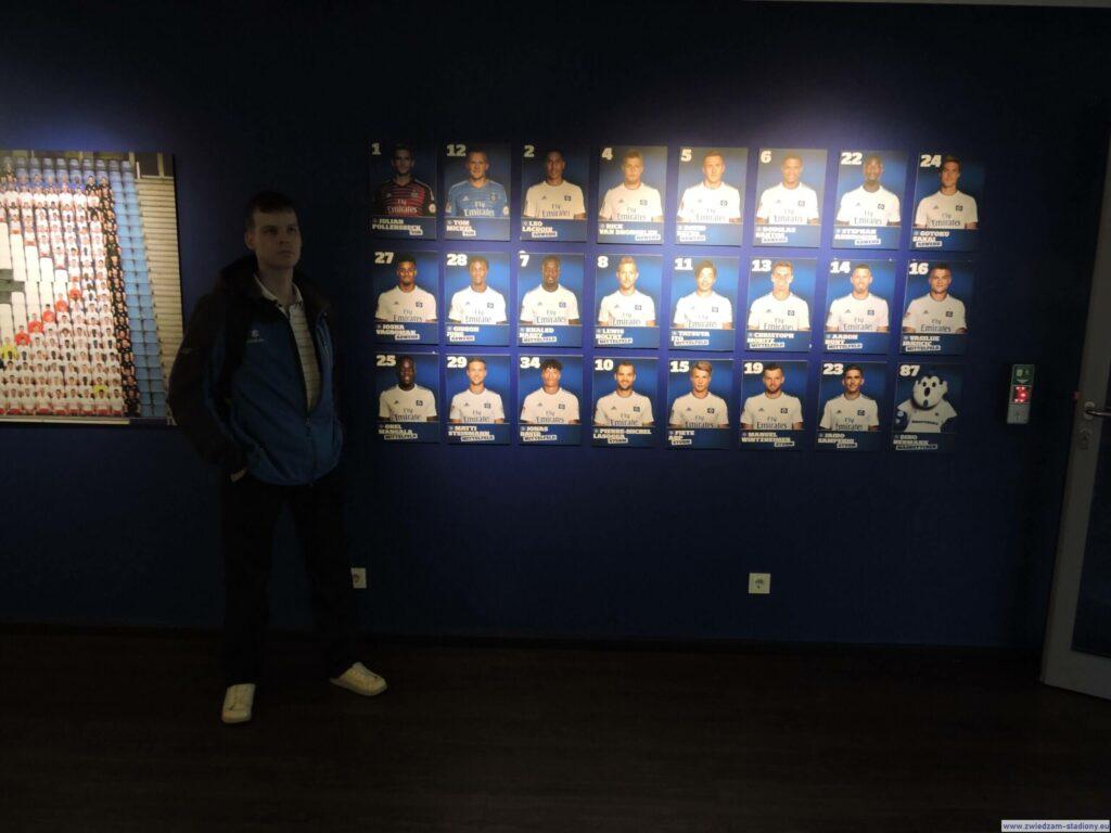 galeria obecnej drużyny HSV Hamburg