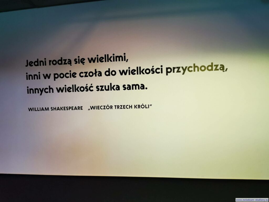 motto wmuzeum nastadionie śląskim
