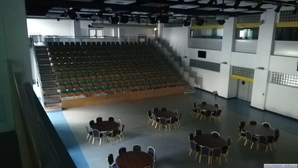 sala konferencyjna nastadionie śląskim