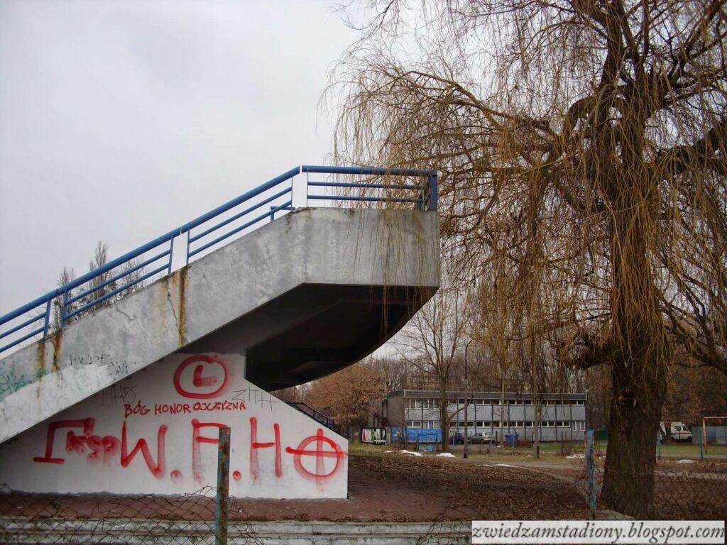 Olimpia Warszawa trybuna