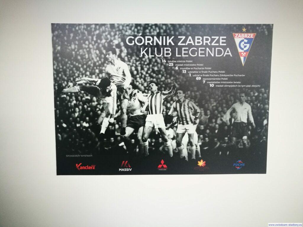 banner zapraszający nawystawę oGórniku Zabrze