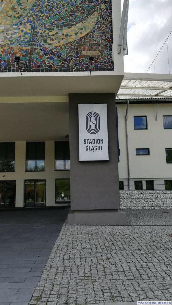 logo stadionu śląskiego