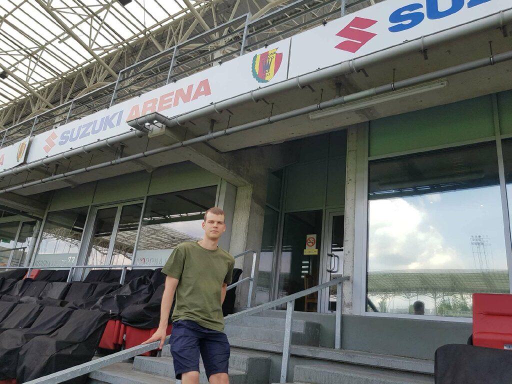 autor bloga nasektorze VIP Korony Kielce