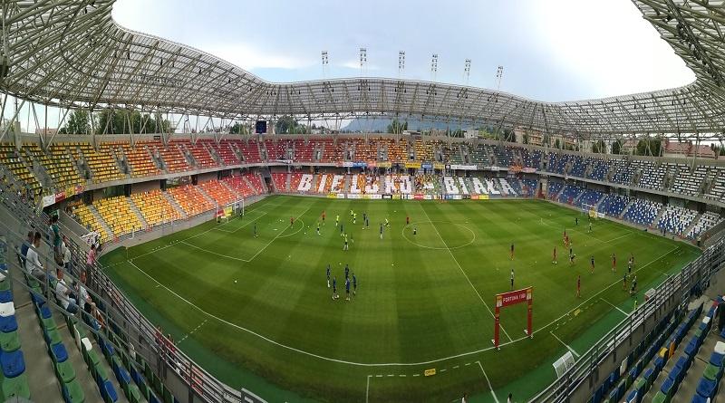 Stadion w Bielsko-Białej