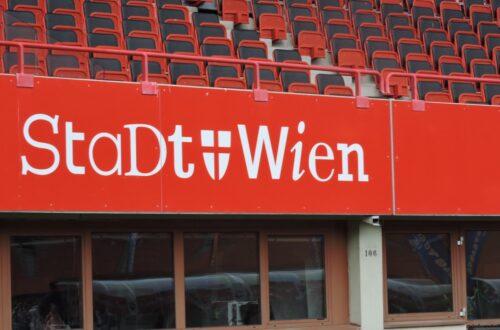 stadion Ernsta Happela w Wiedniu