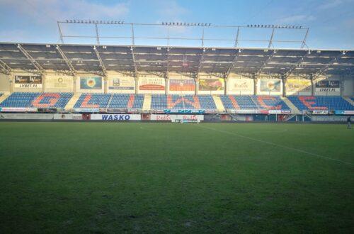 Stadion miejski w Gliwicach