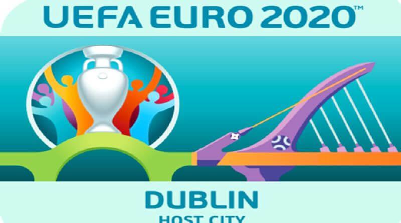 Stadion Aviva Dublin gospodarz euro 2020