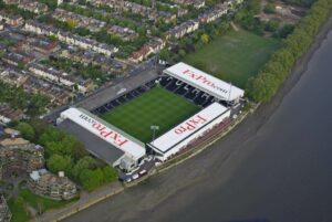 Fulham FC- Craven Cottage