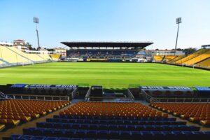 Parma Calcio- Stadio Ennio Tardini