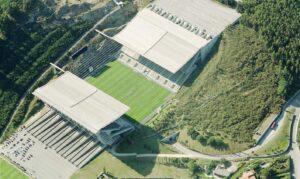 S.C. Braga- Estadio Municipal De Braga