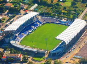 SC Bastia - Stade Armand Cesari