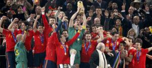reprezentacja hiszpanii w finale mundialu w 2010