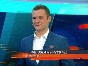 Radosław Przybysz tvp sport